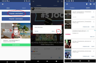 Cara Download Video Facebook Di Android Support All Privasi