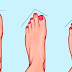 Your Foot Shape Can Reveal Interesting About Your Personality and Future