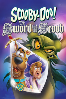 Scooby-Doo! The Sword and the Scoob [2021] [DVDR] [NTSC] [Latino]