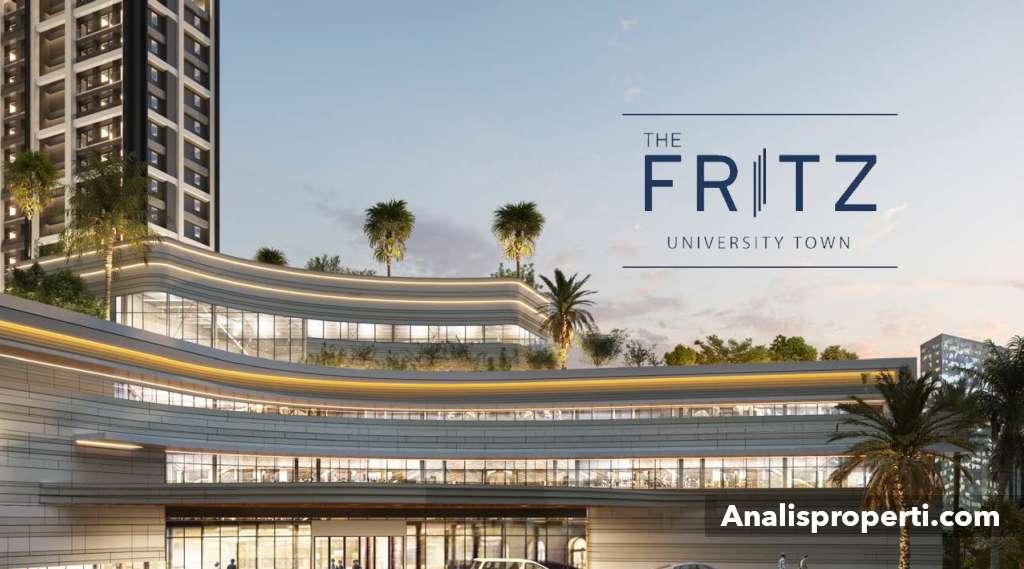 Apartemen Kingland Avenue The Fritz Alam Sutera