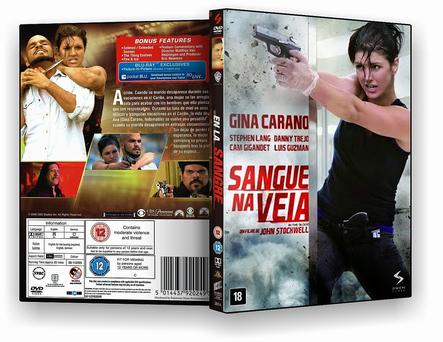 DVD - Sangue Na Veia - ISO