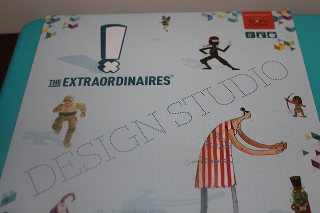 Extraordinaires Design Studio {Timberdoodle Review}