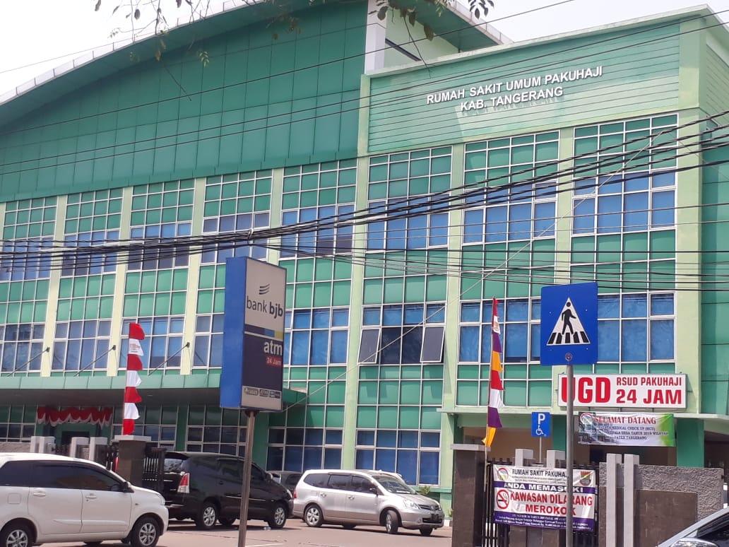Puluhan Calon  Kades Di Kecamatan Teluk Jalani Tahapan Medical Check Up Di RSU Pakuhaji