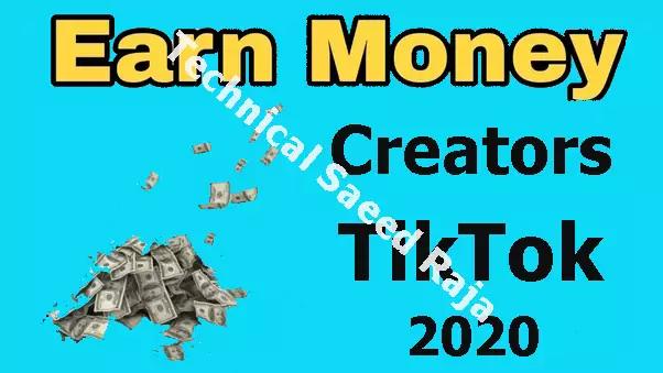 How Tiktok Creators Earn Free Cash