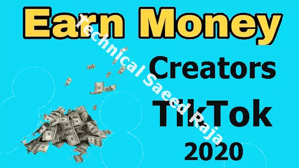 How Tiktok Creators Earn Free Cash 2020