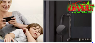 مشاهدة Netflix على دونجل Chromecast