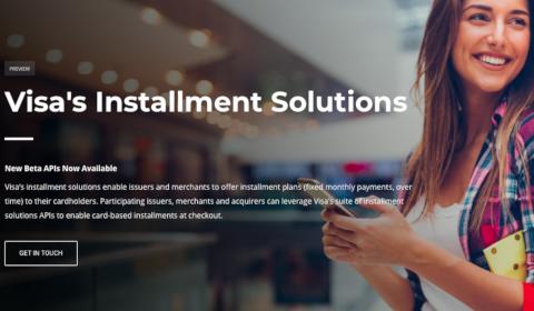 Visa's Installment Solutions