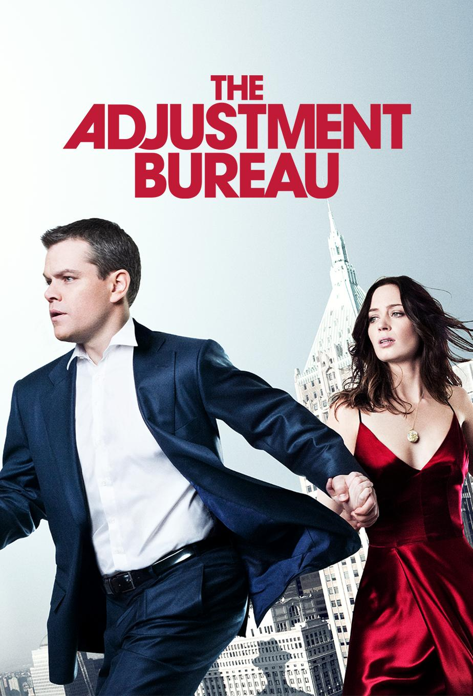 The Adjustment Bureau [2011] [DVDR] [NTSC] [Latino]