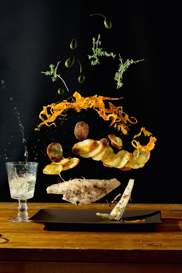 A Whole New Take on Food Photography by Nora Luther