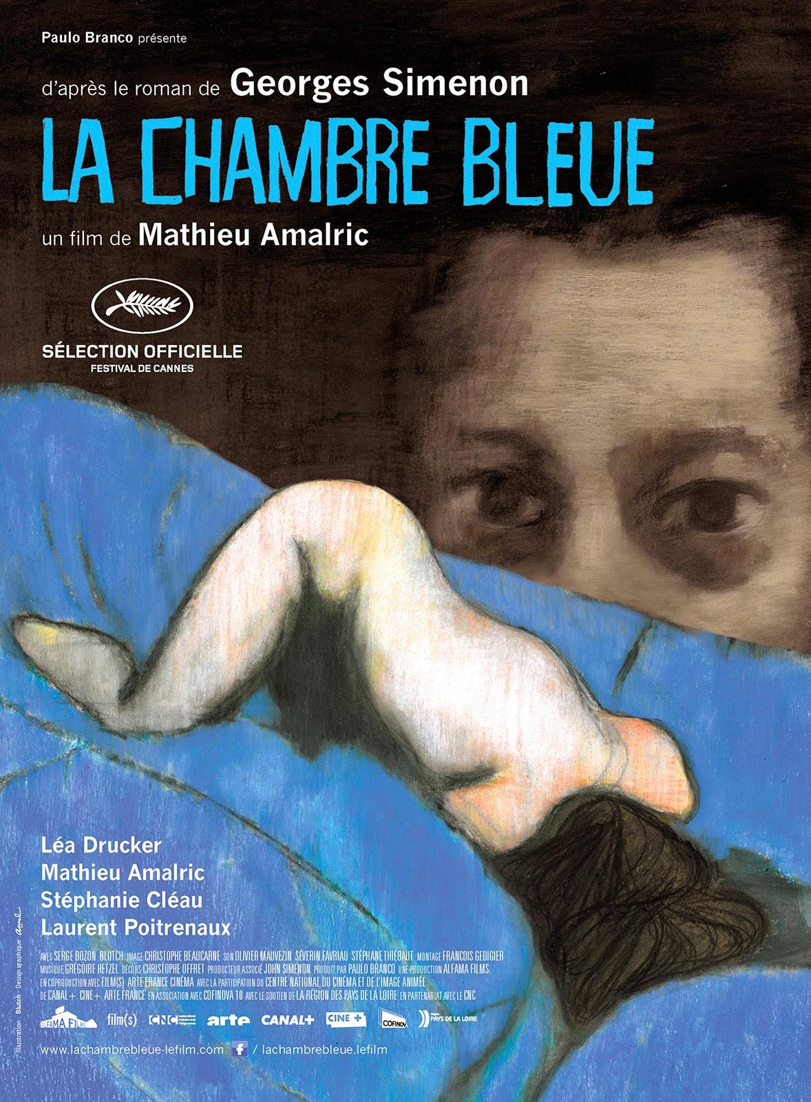 """Résultat de recherche d'images pour """"La chambre bleue blutch"""""""
