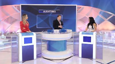 Flávia, Silvio e Rafinha (Crédito: Lourival Ribeiro/SBT)