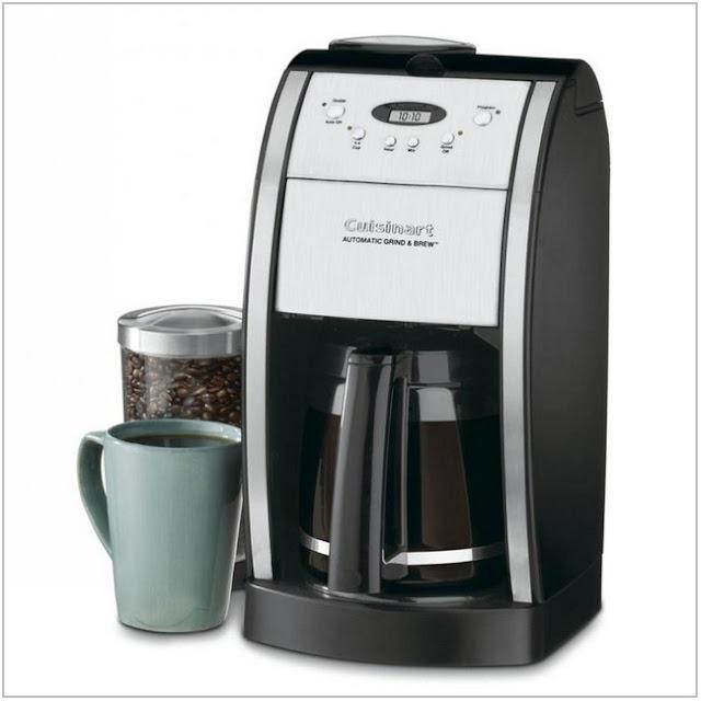 Bloomingdales Coffee Makers;Coffee Makers at Bloomingdales;Bloomingdales Cuisinart Coffee Makers