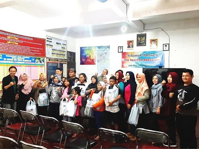 Disdik Kota Bandung Pastikan Peserta Didik Korban Kebakaran Nyengseret Tetap Masuk Sekolah