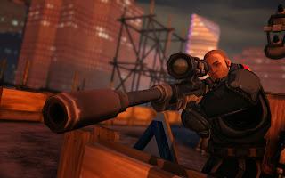 XCOM sniper