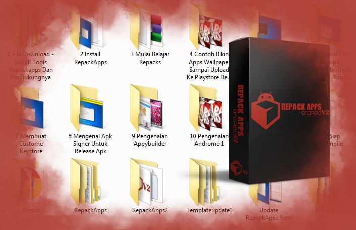 Download Materi Lengkap Repack Apps Android v2 Gratis