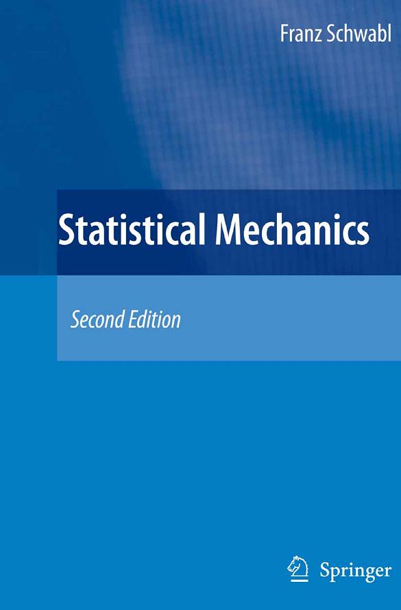 Statistical Mechanics Feynman Pdf