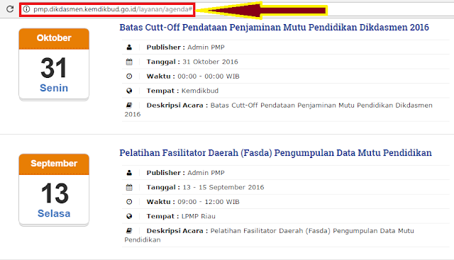 gambar batas pengiriman aplikasi PMP
