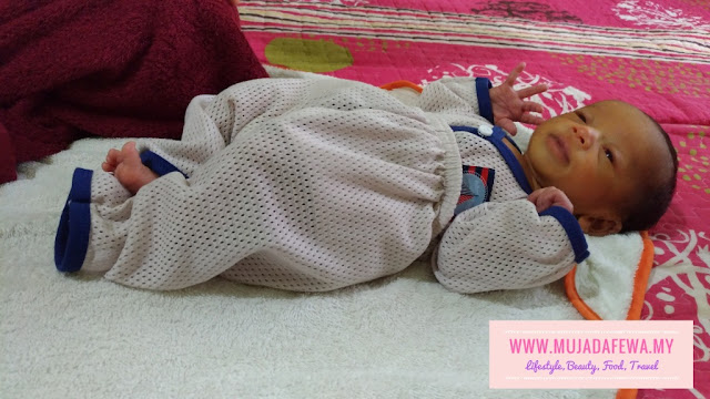 Meet My Son, Nik Muhammad Nazhan bin Nik Nashram