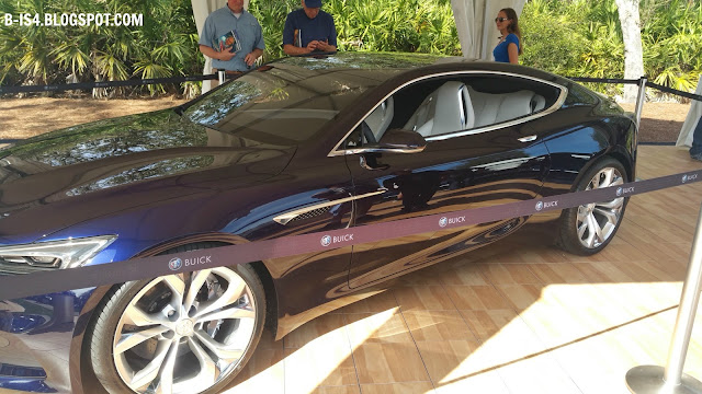 Car Show, Buick Concept, Automotives