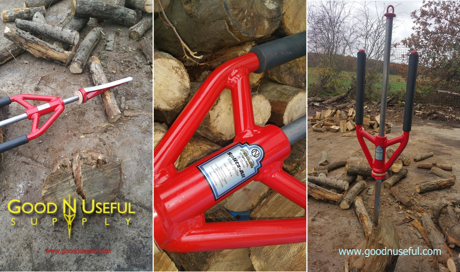 how to split wood and prevent major wood splitting accidents discover the splitz all