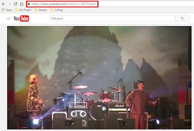 Cara Mudah Download Video Youtube Tanpa Menggunakan Software