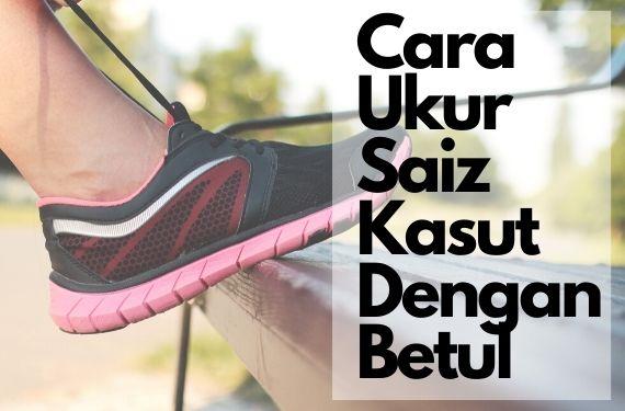 Beli Kasut Online Ukur Saiz Kasut Dengan Betul