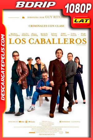 Los caballeros (2019) 1080p BDrip Latino – Ingles