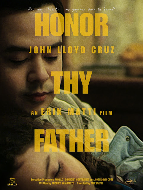 honor thy father review mmff poster