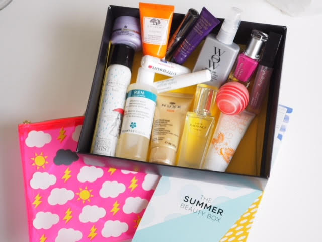 Marks & Spencer Summer Beauty Box 2018