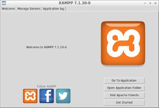xampp 7.1.10 on lubuntu 16.04