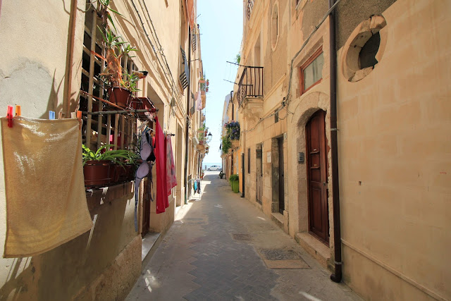 Street Ortigia Sicily Italy Photo Diary Uk Blogger Iga Berry