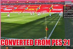 Old Trafford Lockdown Edition - PES 2017