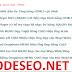 Share CODE Bài Viết Liên Quan Đơn Giản - Gọn Nhẹ cho Blogger Blogspot