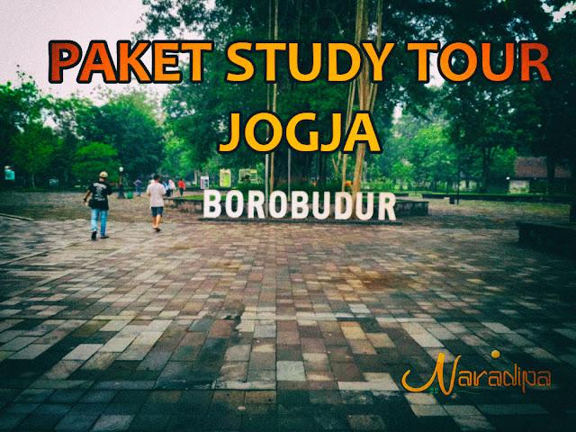 PAKET STUDY TOUR JOGJA