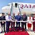 Εγκαινιάστηκε η απευθείας αεροπορική σύνδεση Κατάρ - Μύκονος