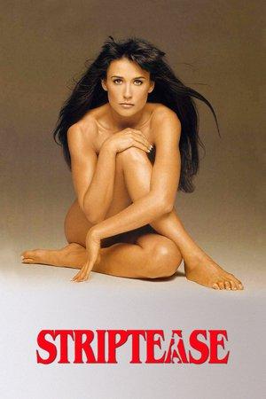 Poster Striptease 1996