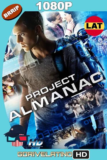 Proyecto Almanac (2015) BRRip 1080p Latino-Ingles MKV