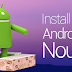 How to Flash / Install Android 7.0 Nougat Image File Manually