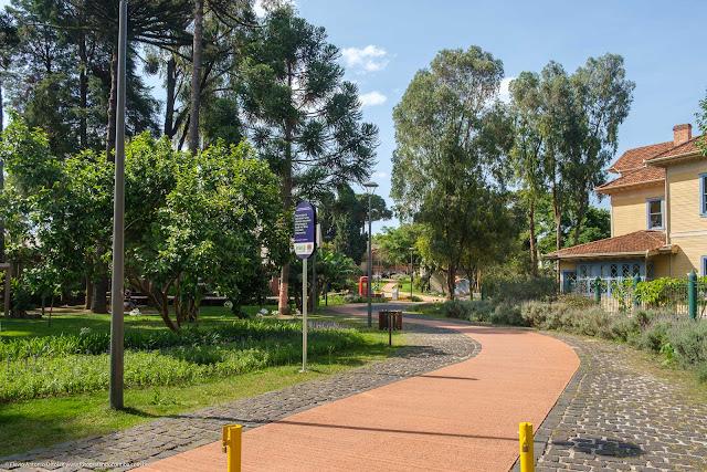 Memorial Inglês no Parque Gomm