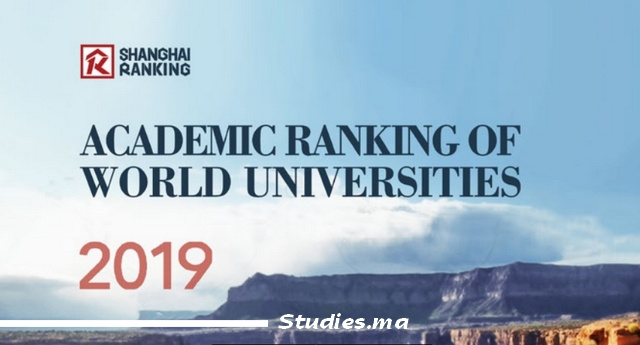 ShanghaiRanking's Academic Ranking of World Universities 2019 | Top 100