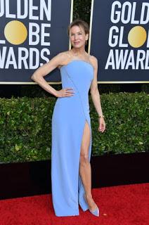 Looks Renée Zellweger no red carpet 2020 - qual é o melhor?