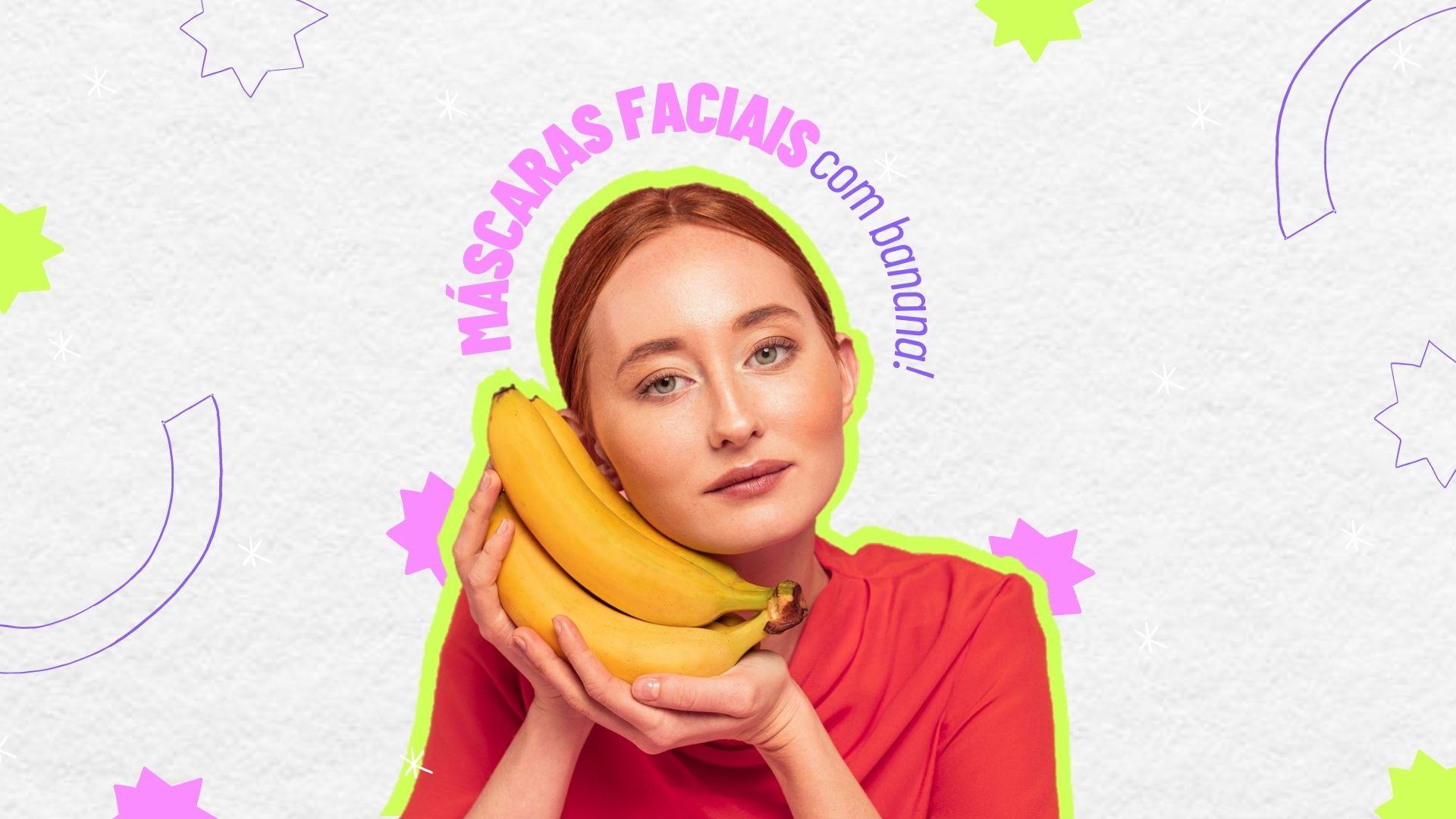 receitas de mascaras faciais