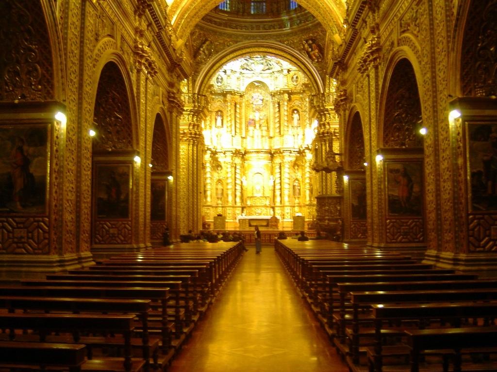 La Iglesia De La Compañía Una Joya Del Arte Barroco En: Historia Del Arte: Julio 2012