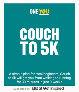 Couch to 5k Badge