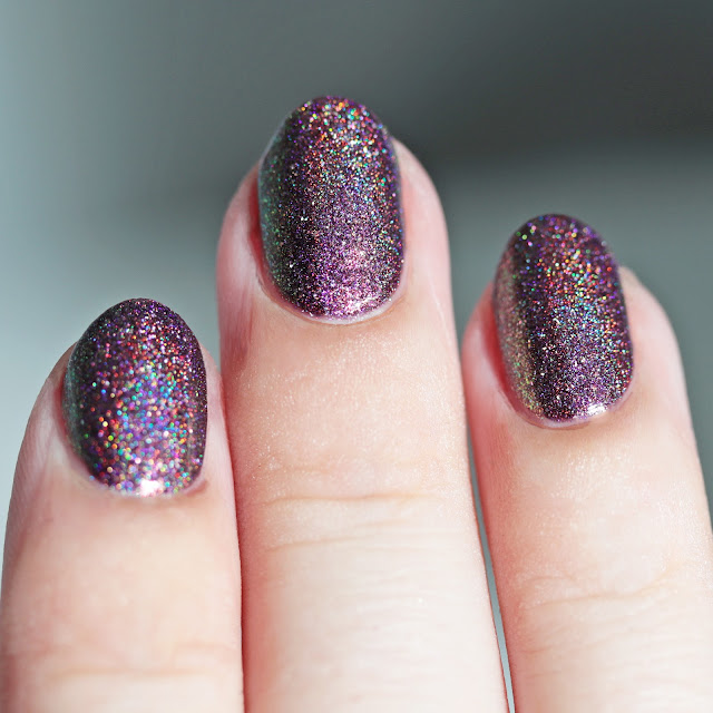 Blush Lacquers Starry Night