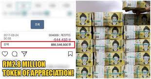 Pinjami Rp3,5 Juta ke Turis Dubai yang Kehilangan Dompet, Pria Korea Dibalikin Rp9,5 M