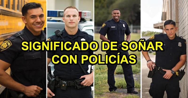 soñar, policias, soñar con policias, policias guapos, guapos