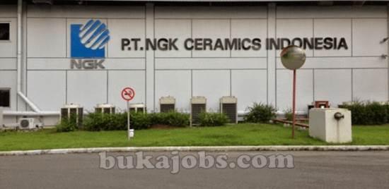 Lowongan Kerja PT NGK Ceramics Indonesia Terbaru