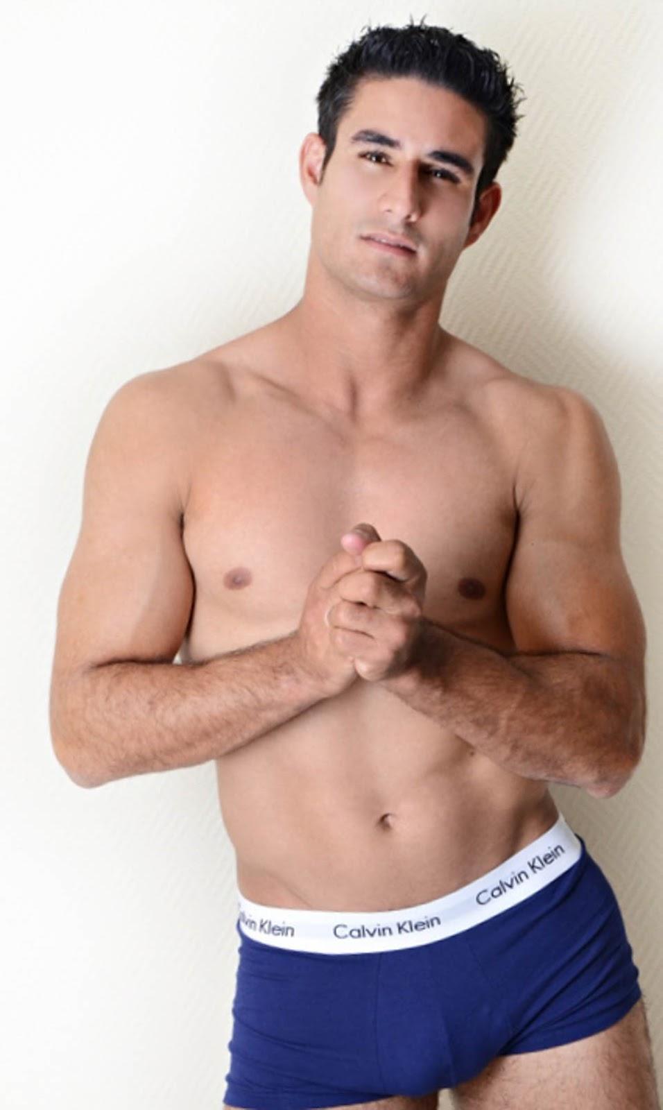 Mister Model Nacional Maranhão 2019 - William Douglas. Foto: Divulgação