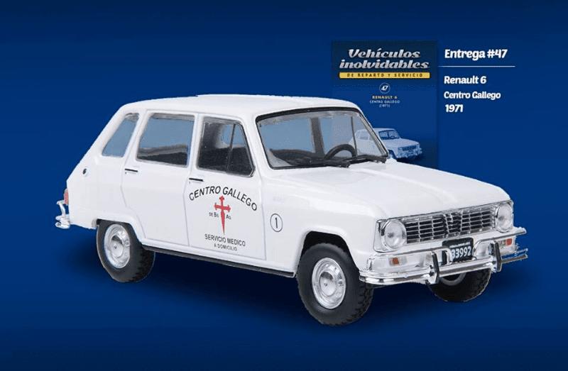 Renault 6 Centro Gallego